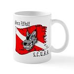SEA WOLF Mug