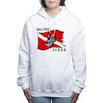 SEA WOLF Women's Hooded Sweatshirt