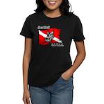 SEA WOLF Women's Dark T-Shirt