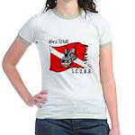 SEA WOLF Jr. Ringer T-Shirt