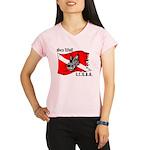 SEA WOLF Performance Dry T-Shirt