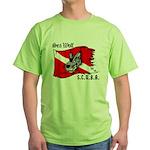SEA WOLF Green T-Shirt