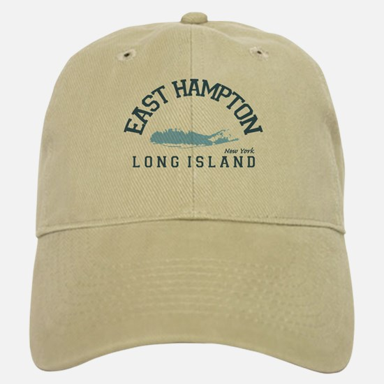 East Hampton - New York. Baseball Baseball Cap