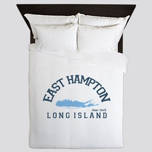 East Hampton - New York. Queen Duvet