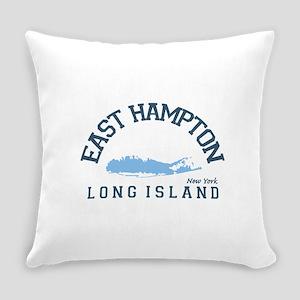 East Hampton - New York. Everyday Pillow
