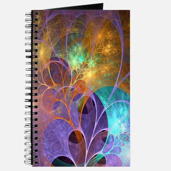 Dream Fantasy Garden Journal