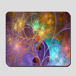 Dream Fantasy Garden Mousepad