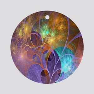 Dream Fantasy Garden Ornament (Round)