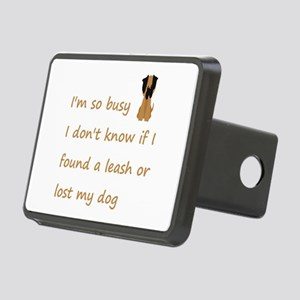 Funny Quote for the Stressed Busy Dog Owner Rectan