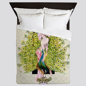 Leyendecker Art Deco Rivals Queen Duvet