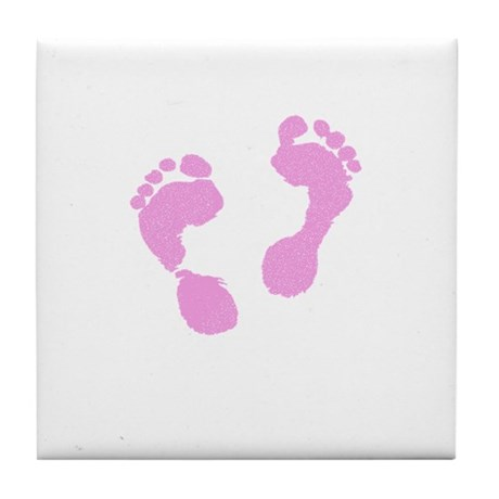 cute pink baby girl footprints maternity design by by tumommy