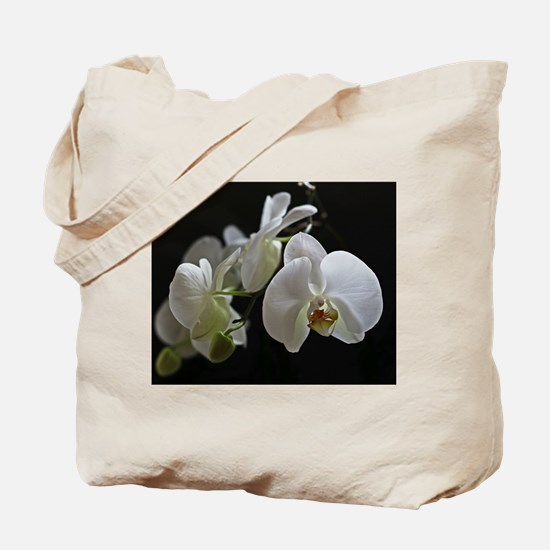 Funny Orchids Tote Bag