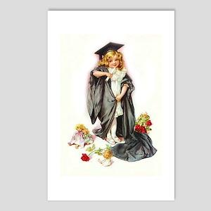 Maud Humphrey - Graduatio Postcards (Package of 8)
