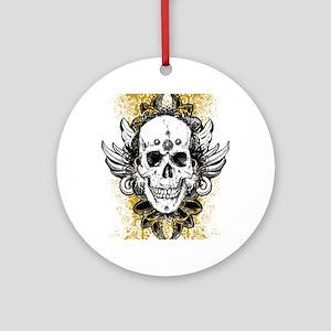 Otantic Skull Ornament (Round)
