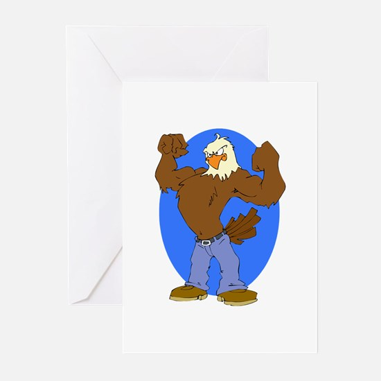 Bald Eagle Greeting Cards (Pk of 20)