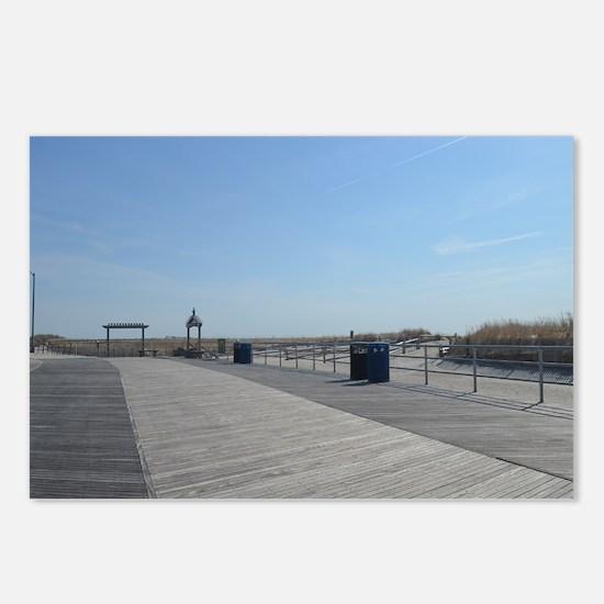 Atlantic City Boardwalk and Dunes Postcards (Packa