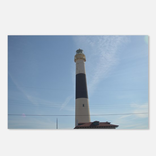 Absecon Lighthouse Postcards (Package of 8)