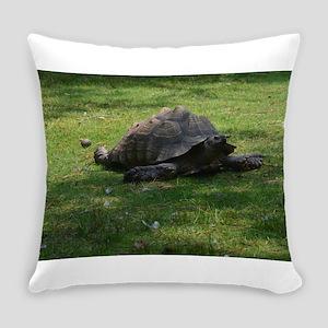 tortoise Everyday Pillow