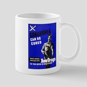 Stop Gonorrhea VD Mug