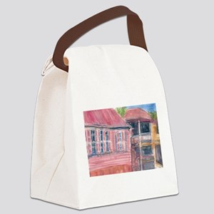 St Barth Homes Canvas Lunch Bag