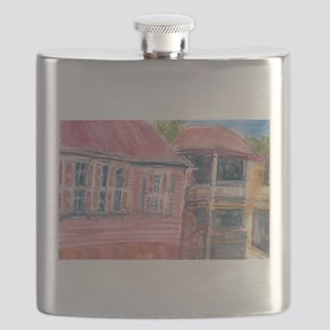St Barth Homes Flask