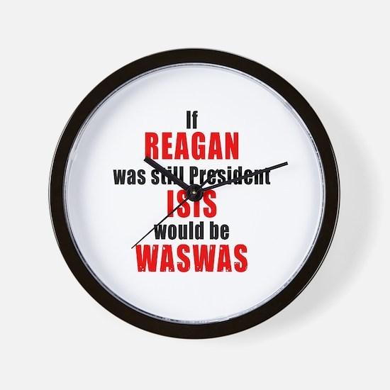 ISIS would be WASWAS Wall Clock