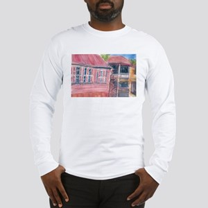 St Barth Homes Long Sleeve T-Shirt