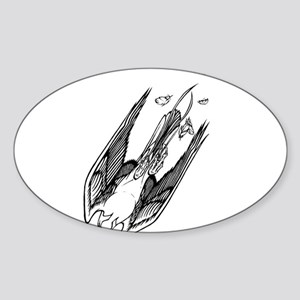 Peregrine Falcon Sticker