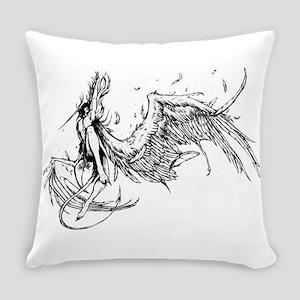 Lucifer Falls Everyday Pillow