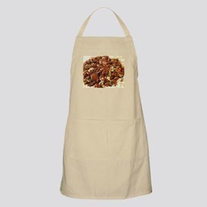 Buddy Bolden in the Beans BBQ Apron