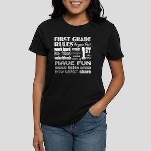 First Grade Classroom Rules T-Shirt