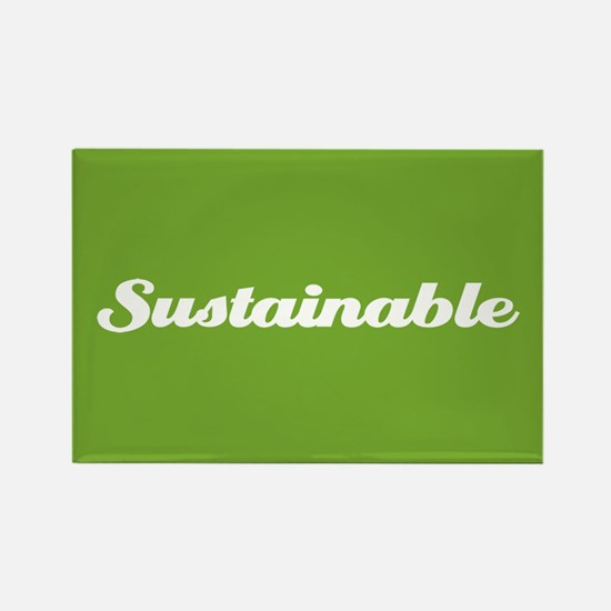 Sustainable Rectangle Magnet