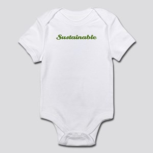 Sustainable Infant Bodysuit