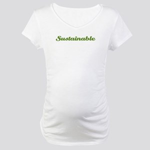 Sustainable Maternity T-Shirt