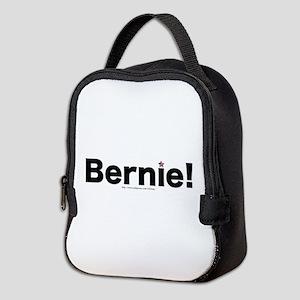 """Bernie!"" Neoprene Lunch Bag"