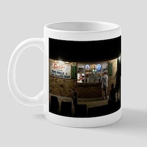 Satchmo at Sal's Mug