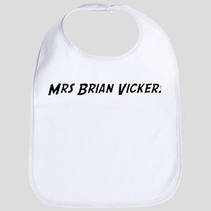 Mrs Brian Vickers  Bib