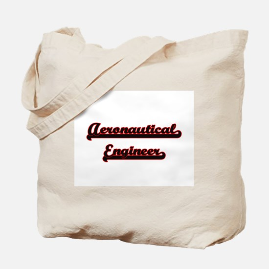 Aeronautical Engineer Classic Job Design Tote Bag