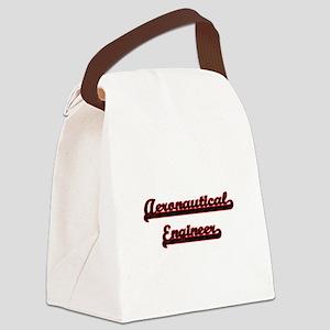 Aeronautical Engineer Classic Job Canvas Lunch Bag