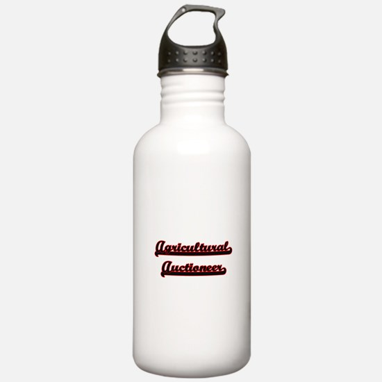Agricultural Auctionee Water Bottle