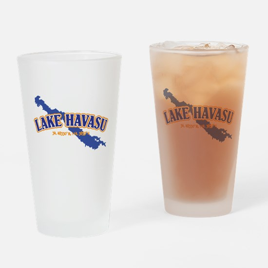 Lake Havasu Drinking Glass