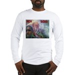 tshirt poster 4 Long Sleeve T-Shirt