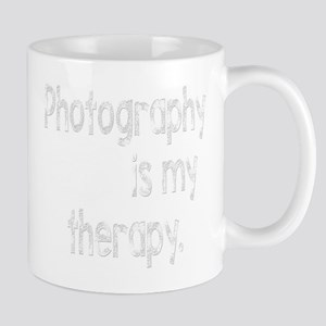 Photography is My Therapy Mug