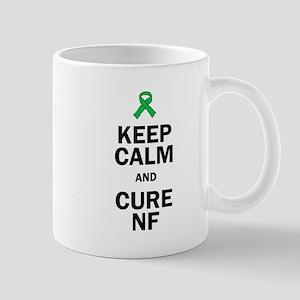 Keep Calm and Cure NF Mugs