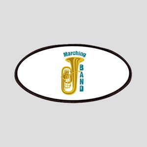 Marching Band Patch