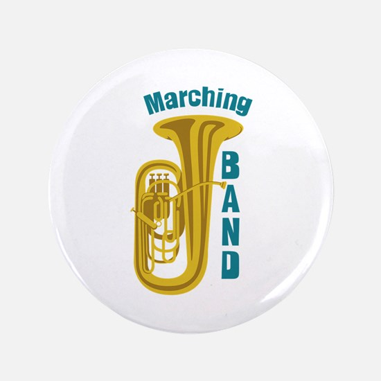 Marching Band Button