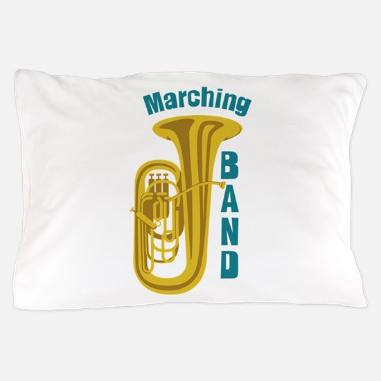 Marching Band Pillow Case