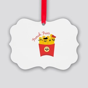 French Fries Ornament