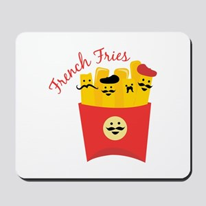 French Fries Mousepad