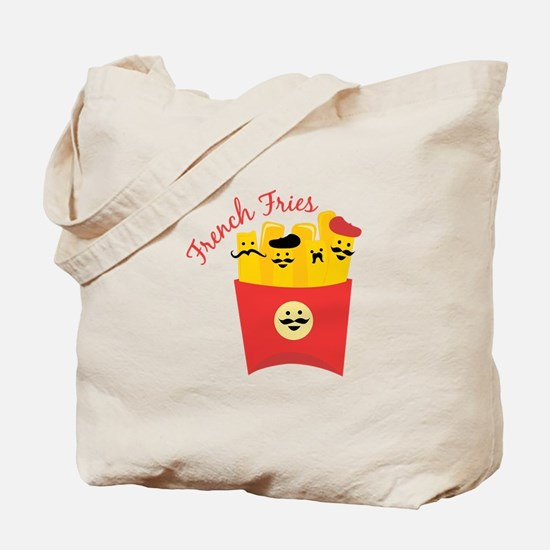 French Fries Tote Bag